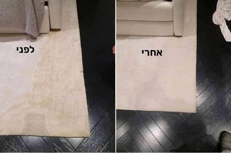 ניקוי שטיח בז
