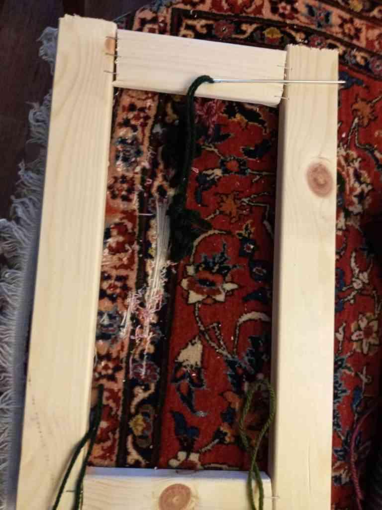 תיקון שטיח
